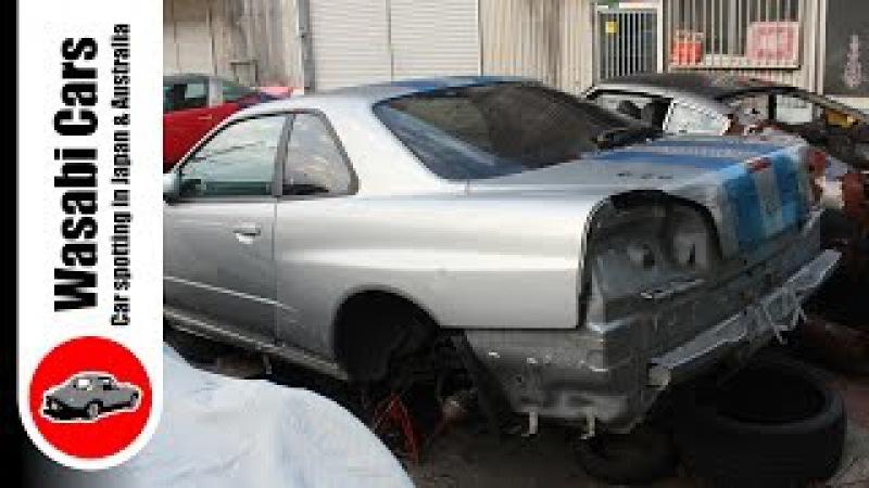 Offcuts and Nonsense: R34 Nissan Skyline GT-R, WRX STi, plus more...