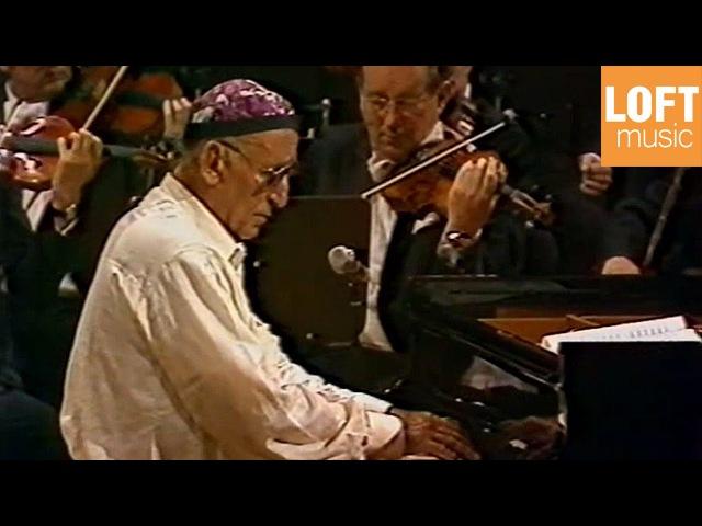 Friedrich Gulda: Concerto for Myself, Sonata concertante for Piano and Orchestra (1988)