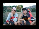 Nash and Hayes Grier's Malibu Adventure
