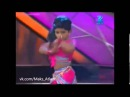 Зажигательный танец маленькой индийской девочки
