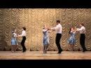 Танец Рио Рита ЗДОРОВО первая репетиция в костюмах!