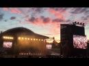 Rammstein - Amerika Baltic sing festival grounds 2017.