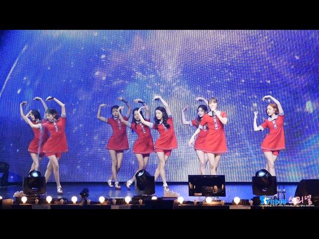 171108 구구단 '스노우볼' 4K 직캠 gugudanbfancam - SNOW BALL (구구단 Chococo Factory 쇼케이스) by Spinel