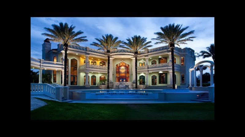 Palazzo Di Mare | This Palatial Oceanfront Mansion Is One-of-a-kind Architectural Masterpiece