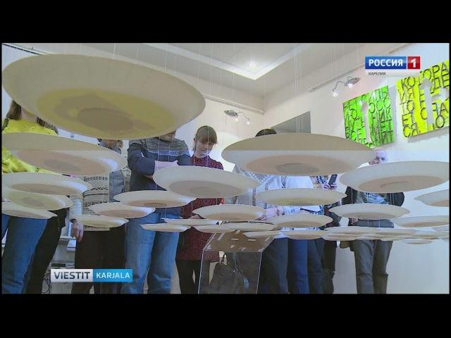 Vladimir Zorinin Eri taide -näyttely avattu Petroskoissa
