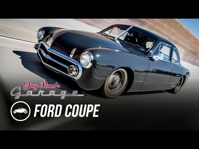 1951 Ford Coupe - Jay Lenos Garage