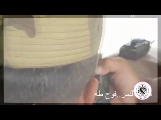 Syria, Deir Ez Zor City - Tiger Forces Commanders supervising Military OP @ Al Sina'a District