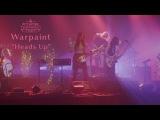 Warpaint  Heads Up  Pitchfork Music Festival Paris 2016  PitchforkTV