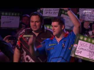 2017 World Grand Prix of Darts Round 1 Lewis vs Gurney