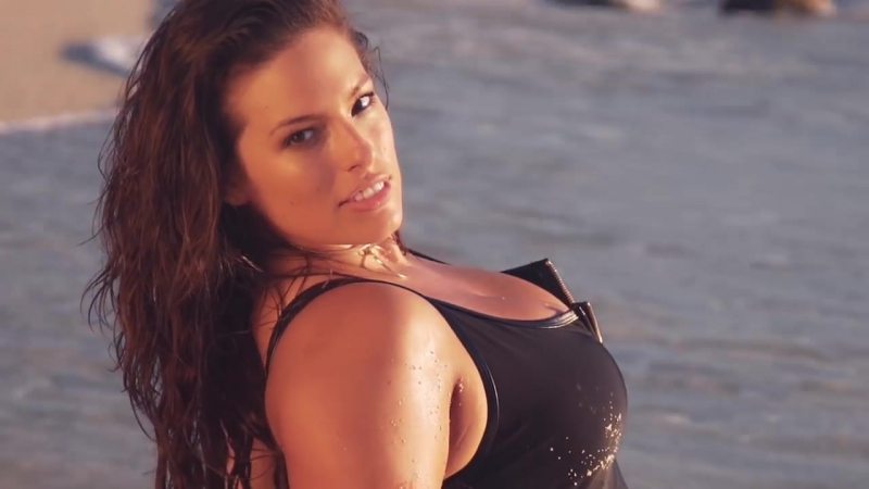 Ashley Graham Makes Some Magic In Fiji - Uncovered - Sports Illustrated Swimsuit