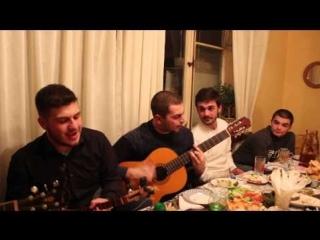 Cidan Dagatvaliereb / Jgufi 1/4 / ციდან დაგათვალიერებ / acoustic covers / Best youtube voice