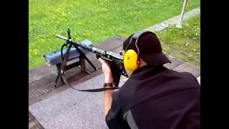 SIG 510 (Sturmgewehr 57) STGW 57 setka strzela 5_5 100