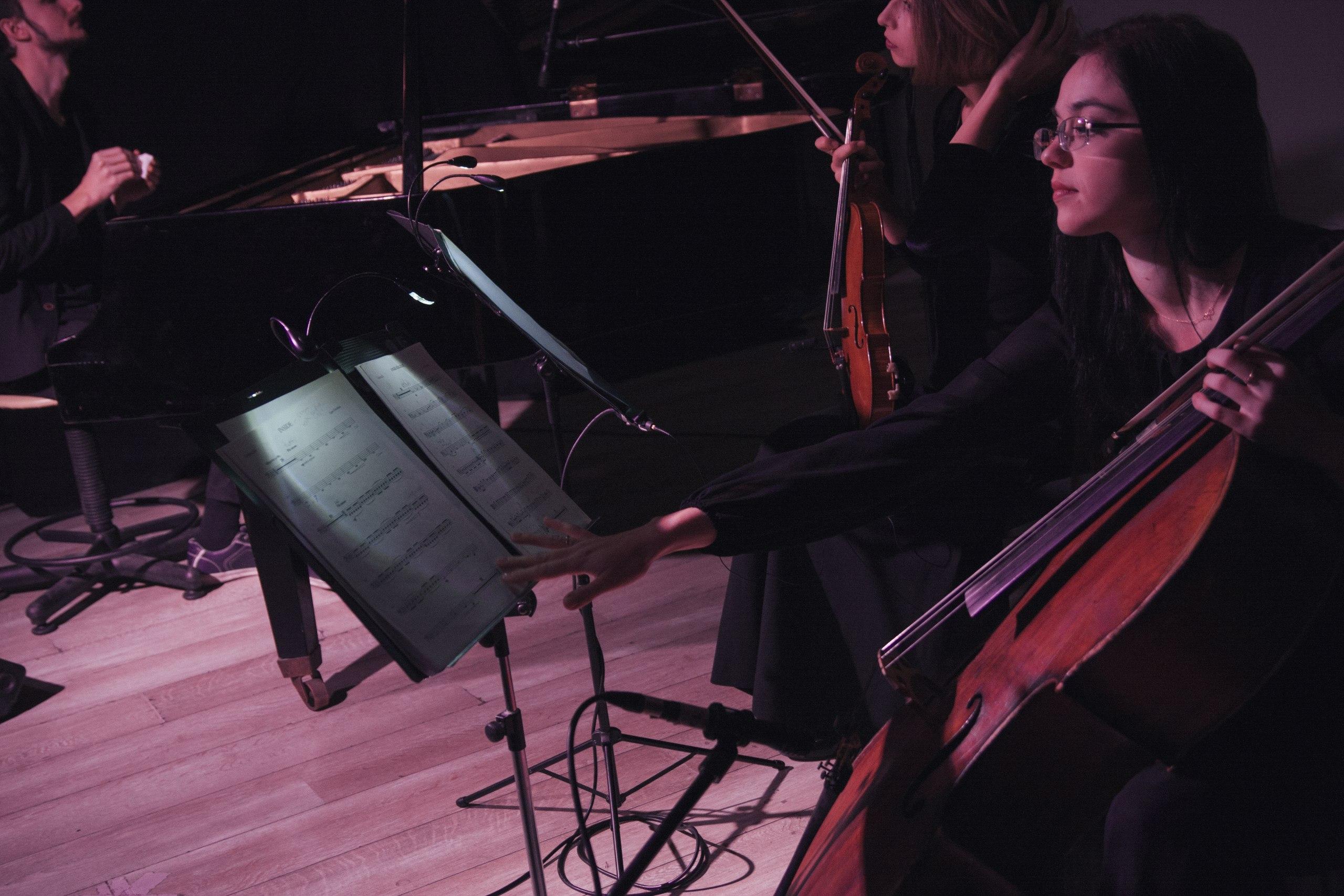 Во время концерта Егора Грушина