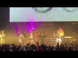Fifth Harmony Becky G - All In My Head (PSA Tour Argentina)