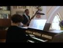 Т.Андрианова и А.Буваленко - А. Вивальди - Соната для фагота и органа
