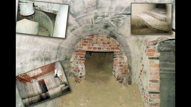 Сверхсекретные подземные заводы Второй Мировой