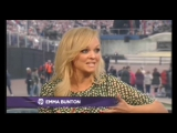 Emma Bunton - Queens Jubilee Coverage - BBC 05.06.2012