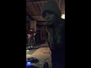 Репетиция группы NELSON