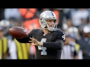 Derek Carr #4 - Abstract