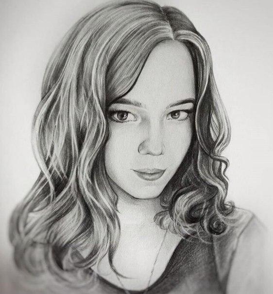 Пишу Портреты