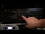 Nakamichi ZX-7 Calibration Recording Demo