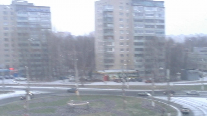 Раз и за окном уже зима, но главное -хорошее настроение. А что у вас за окном?ЗимаЧебоксары