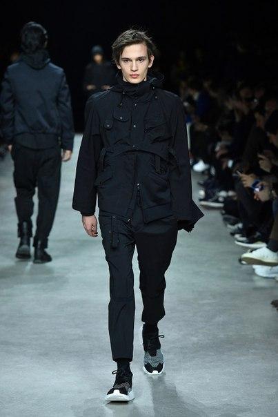 adidas Y-3 Takes Over Palais de Tokyo For a Striking Paris Fashion Wee