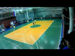 Финал Кубка ИРОО 2017 Ирказ-ИКП-Байкал