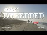 UFC 217 Embedded  Vlog Series - Episode 1