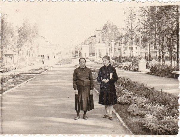 Этот день! 18 мая 1956 года открылся парк культуры и отдыха им.Кирова.