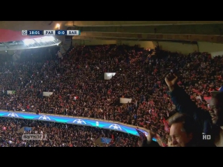 ПСЖ - Барселона
