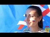 Клип под рок версию Гимна России группы Любэ
