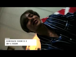 `VIDEO` [COMEBACK SHOW-BTS DNA] D-3.