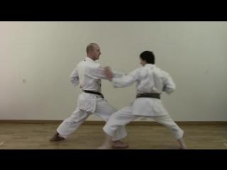 Heian Sandan - Shotokan Kata Bunkai