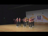 FISAF International World Fitness & HIP HOP UNITE Championships 2016. Final senior Aerobic Grande: Scarlet Roses (RUS)