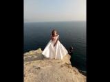 """Свадебное платье """"Мелоди"""" цвет айвори от """"Aleksandra Well"""""""