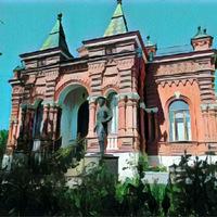 Логотип Мемориально-исторический музей