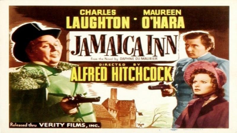 Jamaica.Inn.1939. Alfred Hitchcock--Maureen OHara Charles Laughton Robert Newton Leslie Banks Emlyn Williams