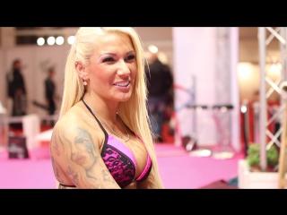 Frank slappa - my image film about german amateur pornstar and cam girl madina fynja. filmed at venus 2015 in berlin 1080p