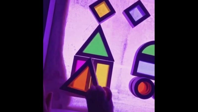 Невероятно! Самый популярный конструктор ИНСТАГРАММА со скидкой 30% 🌈Легендарные радужные блоки! Наконец-то солнечные деньки!