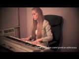Aligator ft. Daniel Kandi - The Perfect Match (Piano version by Yana Chernysheva)