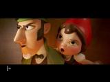 Шерлок Гномс - Официальный трейлер (HD)