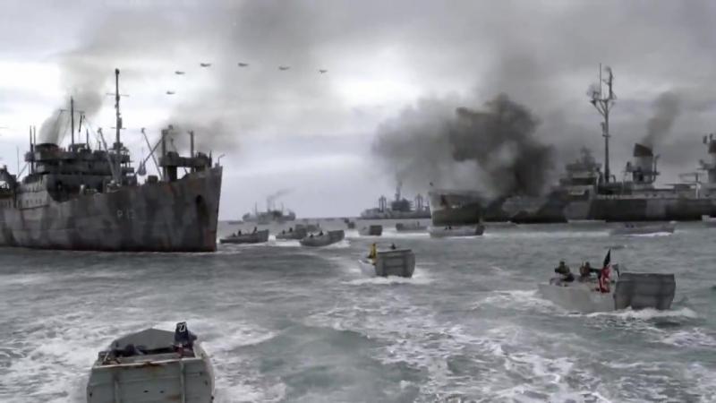 Тихий Океан Тихоокеанский фронт The Pacific 2010 трейлер