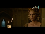 EXCLUSIVE The Huntsman Cast Cant Stop Cracking Up in Hilarious Gag Reel