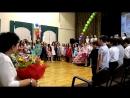 Софья выпускной из начальной школы 2017