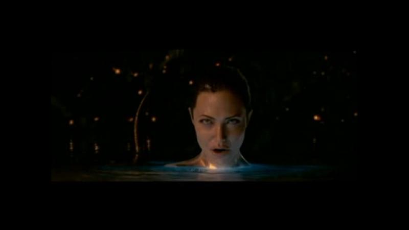 Angelina Jolie - Беовульф 2007