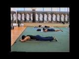 Центр Бубновского.Упражнения для растягивания позвоночника при грыжах межпозвоночных дисков.