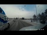 accident footage on 12-14-16 @1100