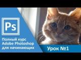 Урок 1 - Введение. Полный курс Adobe Photoshop с нуля | Graphic Hack