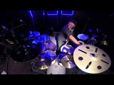 Damien Schmitt - Drum solo in Rennes - With Alain Caron Band - GoProLiveSession -